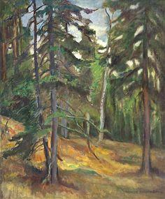 VILHO SJOSTROM  Forest Shade