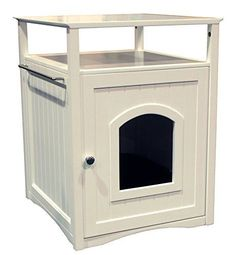Merry Pet Cat Washroom / Night Stand Pet House. Shopswell | Shopping smarter together.™