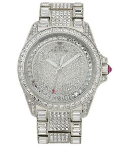 I am not a Juicy fan, but this watch is gorgeous! Juicy Couture Watch