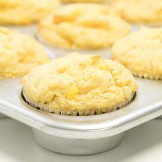 Late Summer Gluten Free Corn Muffins | Gluten Free on a Shoestring