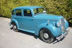 Hillman Minx (1946) Maintenance/restoration of old/vintage vehicles: the material for new cogs/casters/gears/pads could be cast polyamide which I (Cast polyamide) can produce. My contact: tatjana.alic@windowslive.com