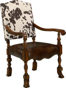 Brown Accent Chair, Accent Chairs, Cowhide Chair, Black Coffee Tables, Furniture Logo, Brown Furniture, Furniture Decor, High Back Chairs, Barrel Chair