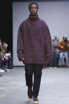 Oliver Spencer Menswear Fall Winter 2015 London