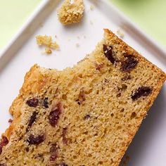 Lemon-Cherry Tea Bread: Cherries are one of our favorite superfoods! Try these great recipes that use cherries in desserts, dinners, snacks, and more.