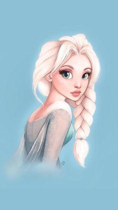 New Drawing Disney Princesses Frozen Fan Art Ideas Disney Fan Art, Disney Tatoo, Disney And Dreamworks, Disney Pixar, Walt Disney, Disney Cruise, Cartoon Cartoon, Disney Animation, Disney Magic