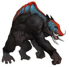 4276243248bea43a7a6929b2a83eda24--alien-creatures-fantasy-creatures.jpg (564×548)