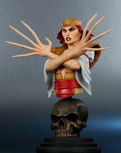 Lady Deathstrike - Bowen Designs