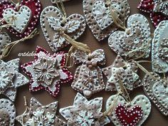Kerstboom ornamenten van zout deeg kerstversiering feest zout dough.jpg