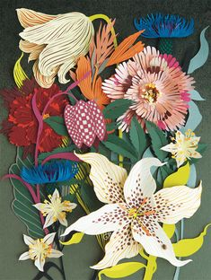 3d Paper Art, Paper Collage Art, Paper Artwork, Floral Artwork, Paper Crafts Origami, Paper Quilling, Diy Paper, Quilling Comb, Neli Quilling
