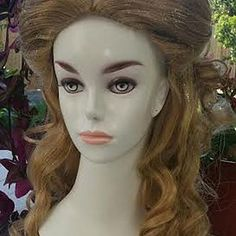 Historical wig custom wig The historical hairdresser | Civil war wigs