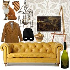 Everything from this Design*Sponge Living In post (Fantastic Mr. Fox) is perfect for my fairytale cottage. For Live Guild @ Heritage Oaks (Apt Fantastic Mr. Fantastic Fox, Fox Nursery, Mr Fox, Fairytale Cottage, Fox Design, Roald Dahl, Wall Patterns, Love Seat, Fairy Tales