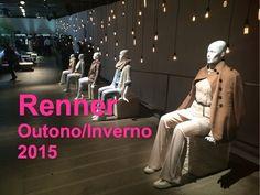 Cobertura do preview da coleção de Inverno 2015 da fast fashion Renner!