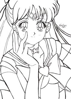 Images For > Venus Coloring Page