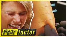 NEEDLES In Arms & MAGGOT Cheese 💉| Fear Factor US | S03 E09 | Full Episo... Fear Factor, Full Episodes, Stunts, Factors, Survival, Arms, Cheese, Waterfalls, Weapons