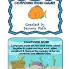 These compound word cards are perfect for literacy centers.  Print on cardstock and cut to use for a variety of games and activities.  ...