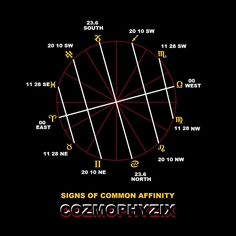 "Cozmophyzix Brand of Astrology introduces the astro-science of ""COMMON AFFINITY"""