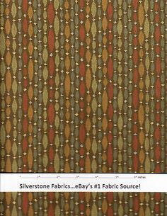 Bernhardt Herb's Tie Home Decor Upholstery Fabric Sold by the Yard $10/yard