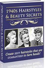 Vintage hairstyle tutorial!!