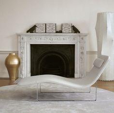 Chaise longue contemporaine LANDSCAPE by Jeffrey Bernett B&B Italia