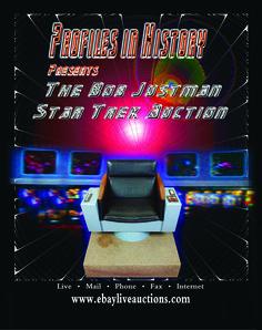 The Bob Justman Star Trek Auction, 6-12-02  https://www.profilesinhistory.com/auctions/the-bob-justman-star-trek-auction/