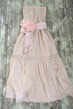 Super Pretty! Gypsy Cowgirl Maxi Dress