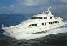 130' Hatteras yacht... Fulfills all Your Dreams!