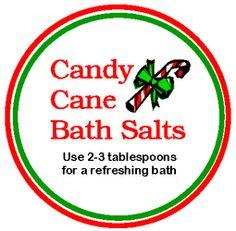 Add some oil for DIY Salt Scrub!!