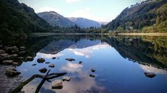 """Foto von backenbart: """"Irland, Glendalough"""""""