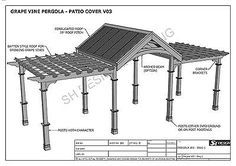 Pergola Curtains, Small Pergola, Pergola Attached To House, Pergola Swing, Deck With Pergola, Cheap Pergola, Wooden Pergola, Covered Pergola, Outdoor Pergola
