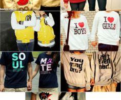 cute clothes .