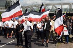 500 Neo-Nazis Rally in Berlin and Meet Strong Opposition
