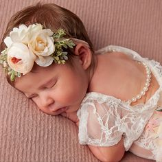 Items similar to ORGANIC tieback headband WHITE CREAM- girly -dainty- gypsophelia newborn toddler child adult headband- floral flower crown on Etsy White Headband, Boho Headband, Floral Headbands, Photography Props Kids, Toddler Photography, Pink Fascinator, Color Feel, Blush Roses, Floral Crown