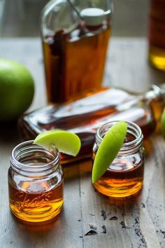 A SIP OF CARAMEL APPLE BOURBON IS LIKE A SIP OF EVERYTHING AUTUMN! BRING A FLASK TO THE BONFIRE AND SOAK UP THE BEST OF THE SEASON. Just l...