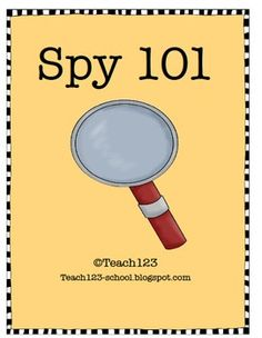 ON SALE $2 - July 30th - SPY 101 - An integrated unit