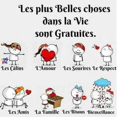 Morning Greetings Quotes, Good Morning Quotes, French Expressions, Quote Citation, Positive Inspiration, French Quotes, Magic Words, French Lessons, Tone It Up