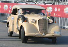 1942 ALFA ROMEO 6C 2500 COLONIALE