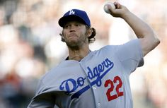 Dodgers get another giant effort from Clayton Kershaw