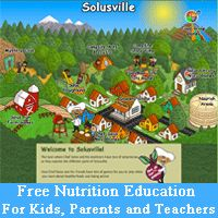 Kids' Healthy Kids' Garden Activities- Teaching Students Gardening, Fun Online Kids' Gardening Activities, Teacher Resources Printables, Wor...