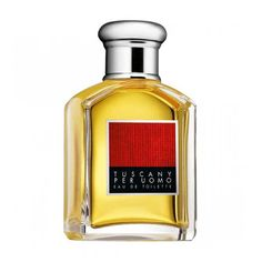 #Aramis Tuscany Per Uomo Eau de Toilette Spray #Tuscany Per Uomo by Aramis is a Aromatic Fougere fragrance for men. Tuscany Per Uomo was launched in 1984. Top notes are lime, lavender, bergamot and lemon; middle notes are caraway, orange blossom, tarragon and anise; base notes are leather, sandalwood, tonka bean, patchouli, cinnamon, basil and oakmoss.