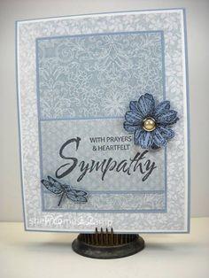 Heartfelt Sympathy - Organic Grace - Stampin' Up
