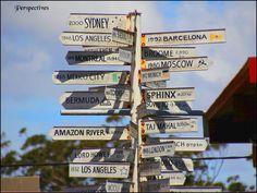 panneaux directions