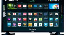 "Smart TV LED 32"" Samsung 32J4300 HD"