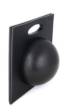 bag - ball -leather - handmade - www.awardt.be