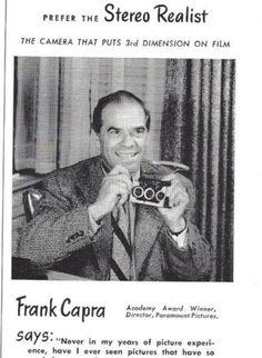 1950-Stereo-Realist-Camera-2-Vintage-Print-Ads-With-Frank-Capra-Jane-Wyman
