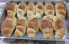 Pão de Leite Ninho: Fácil de fazer e fica uma delícia!