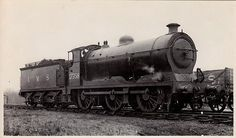 17758 Drummond 279 Class 0-6-0 Built; 1913 History; G&SWR 299 (1913) 79 (1919), LMS 17758 (1923) LMS Power Class 4F Withdrawn and scrapped 1933 Old Steam Train, Steam Railway, Steam Engine, Steam Locomotive, Glasgow, Paddle, Westerns, Survival, British