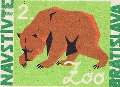 Czech matchbox