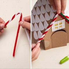 Gingerbread House Step 5