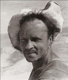 Igor Savitsky, Founder of the Karakalpakstan State Museum of Art Photograph by Militza Zemskaya http://fazendoartedmc.blogspot.com.br