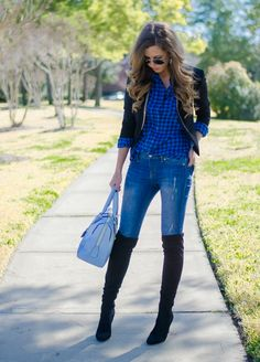Blue Hues... | For the Love of Fancy blog